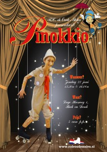 poster zomershow 2014