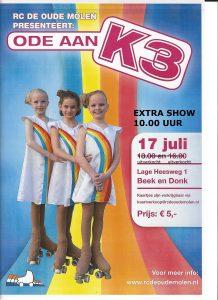 zomershow extra show 10.00